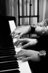 La mélodie est toujours plus belle lorsqu'on joue en harmonie